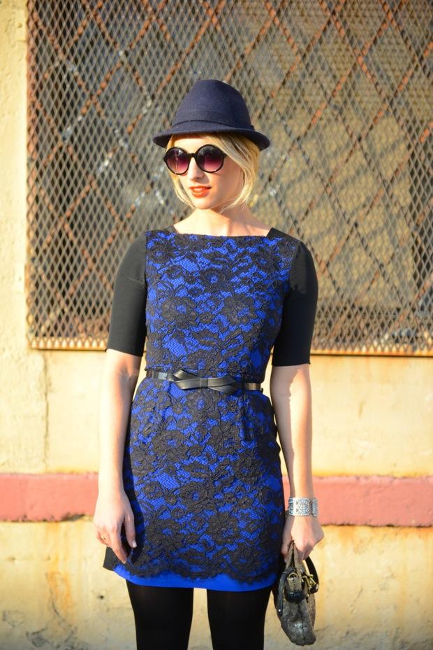 Another Look at Emily's Tibi Dress