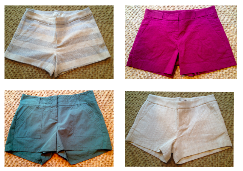 Joie & Theory Shorts