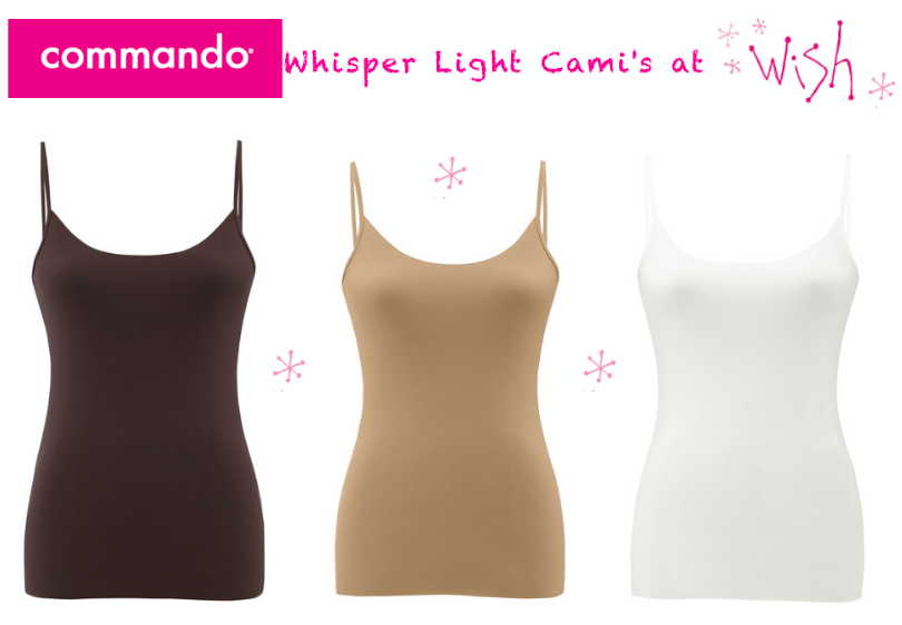 Whisper Cami Wish
