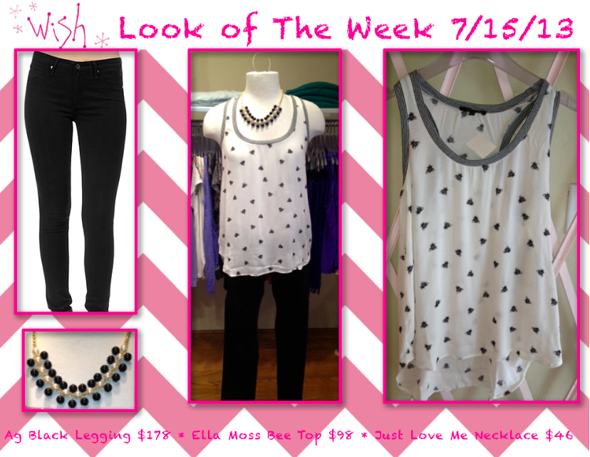 Look of The Week 7.15.13
