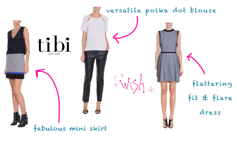 More new Tibi arrivals
