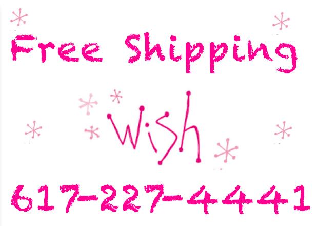 Free Shipping at Wish